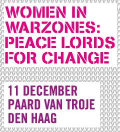 WOMEN IN WARZONES