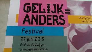 Gelijk is anders